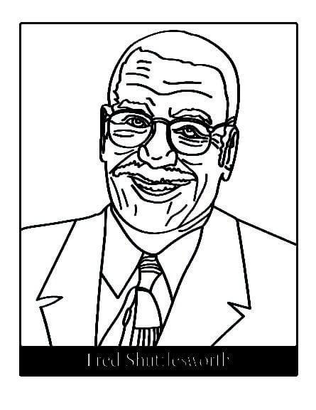 Reverend Fred Shuttlesworth