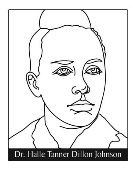 Dr. Halle Tanner Dillon Johnson