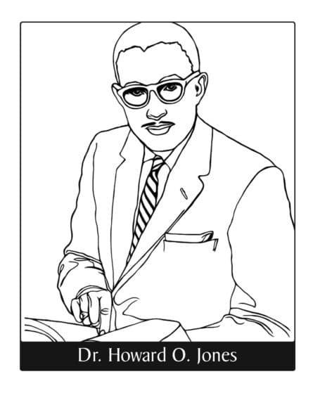 Dr. Howard O. Jones