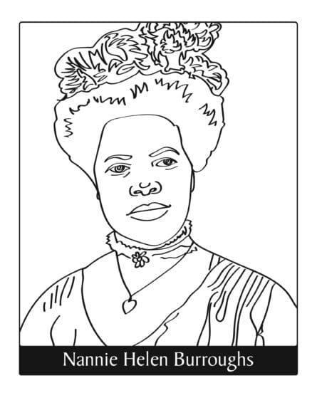 Nannie Helen Burroughs