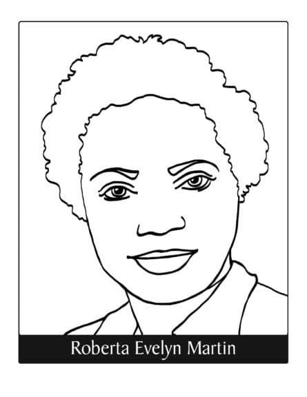 Roberta Evelyn Martin