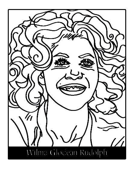 Wilma Glodean Rudolph