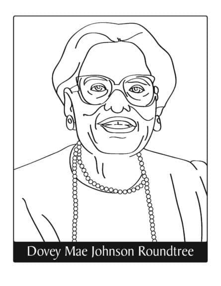 Dovey Mae Johnson Roundtree