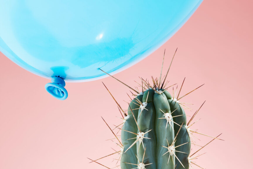 Balloon-flying-too-close-to-cactus