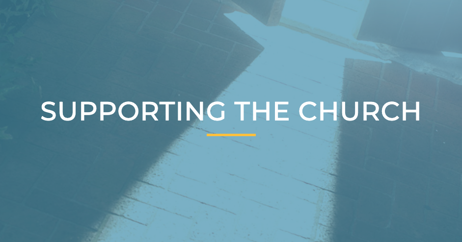 Church Support image thumb