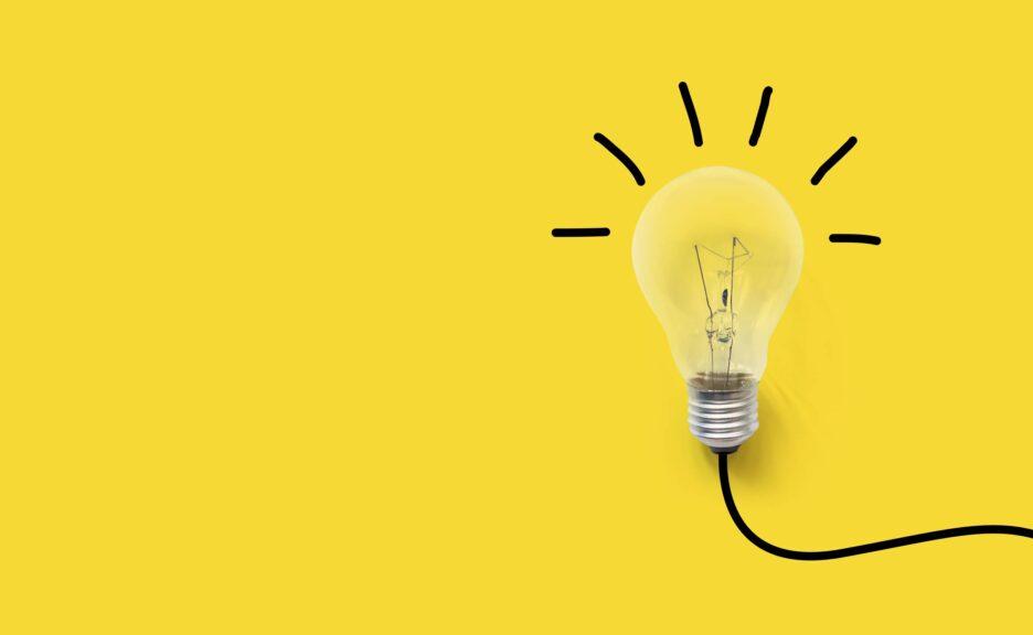 Creative thinking ideas brain innovation concept