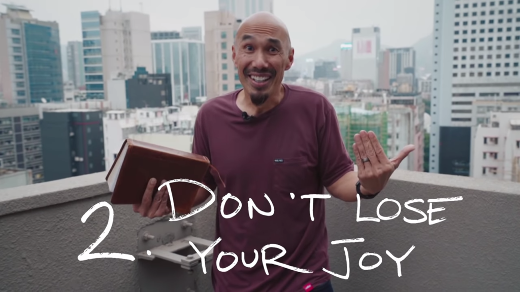 Joy Francis Chan Gives Encouragement to the Church during the Covid-19 Pandemic 00-03-21