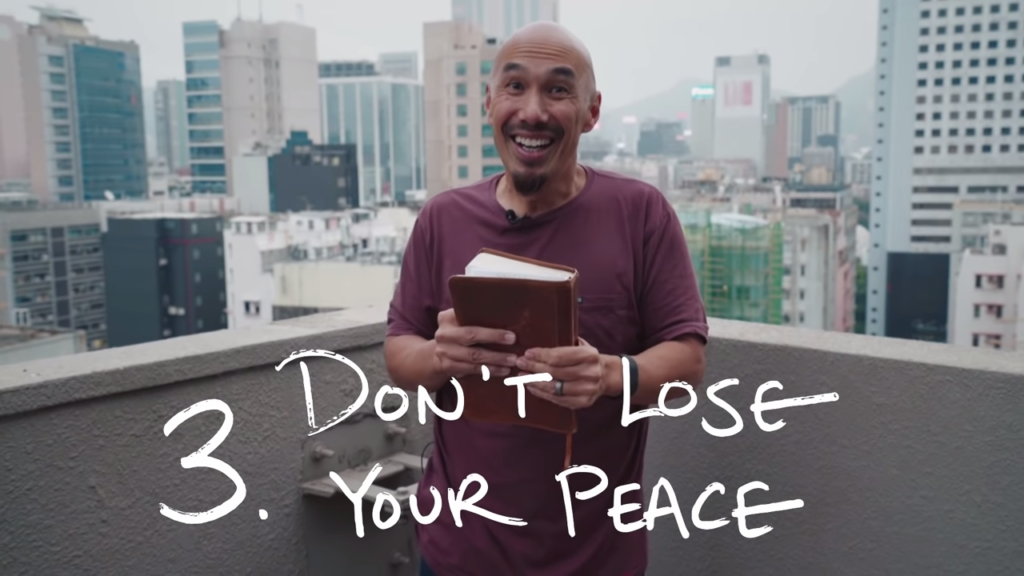 Peace Francis Chan Gives Encouragement to the Church during the Covid-19 Pandemic 00-05-17