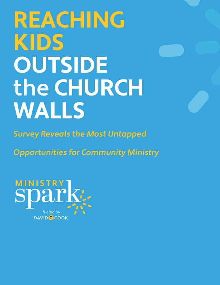 Reaching Kids Outside the Church Walls