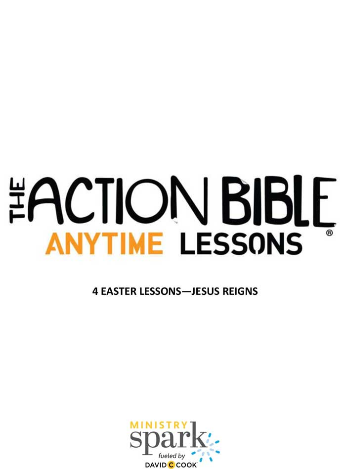 The Action Bible Anytime Lessons