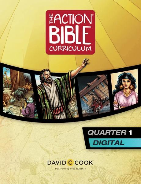 The Action Bible Curriculum quarter 1