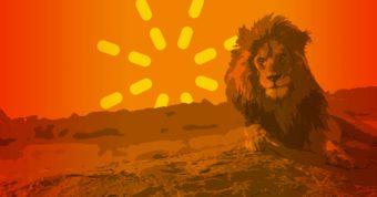 Amazing Animal Daniel in the Lions' Den