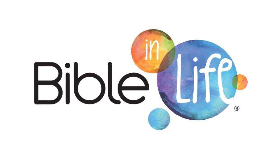 Bible in Life logo