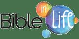Bible in life logo