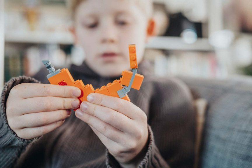 boy lego sensory toys