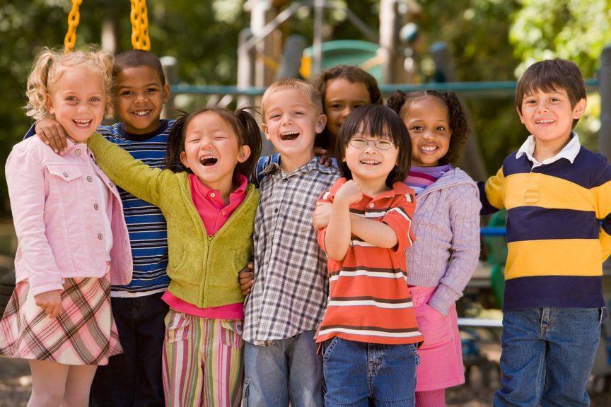 children playground church volunteer appreciation