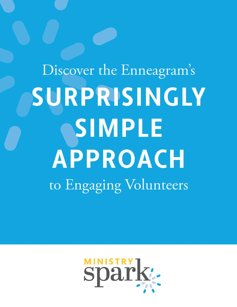 Enneagram Engaging Volunteers cover
