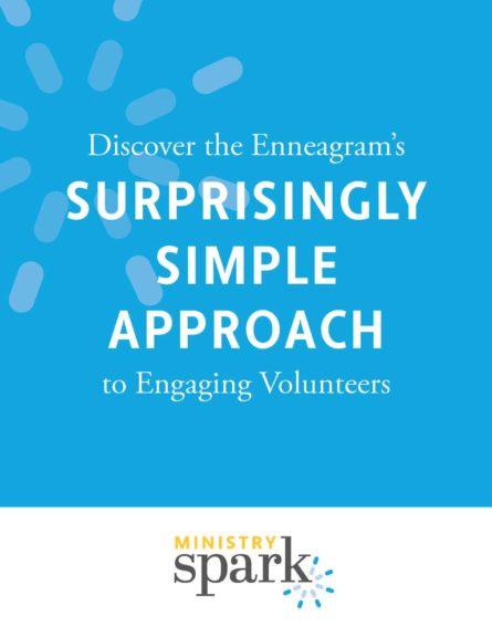 Enneagram Engaging Volunteers cover
