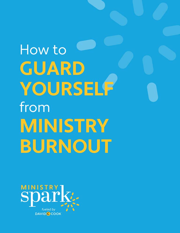 How to Guard Yourself from Ministry Burnout cover