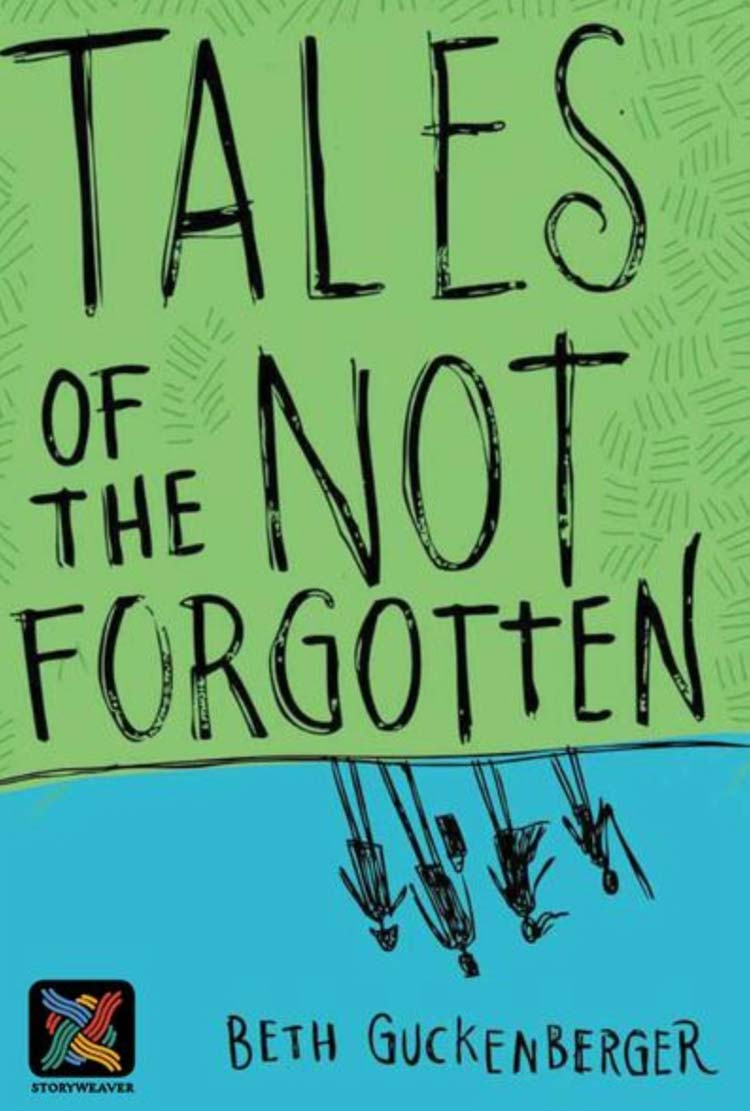 Tales of the Not Forgotten cover