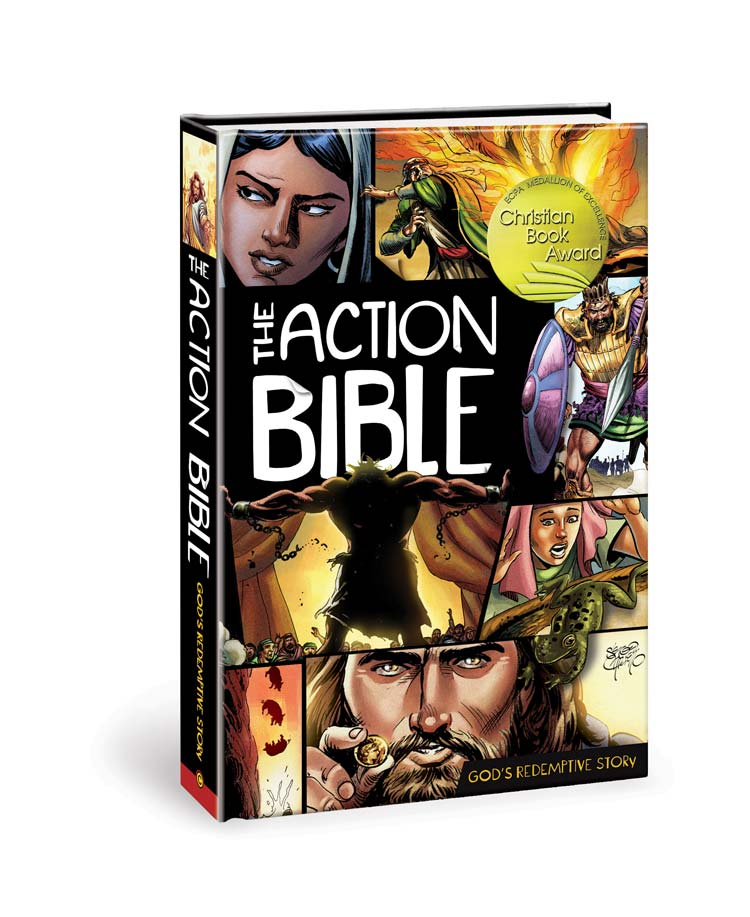 The Action Bible cover