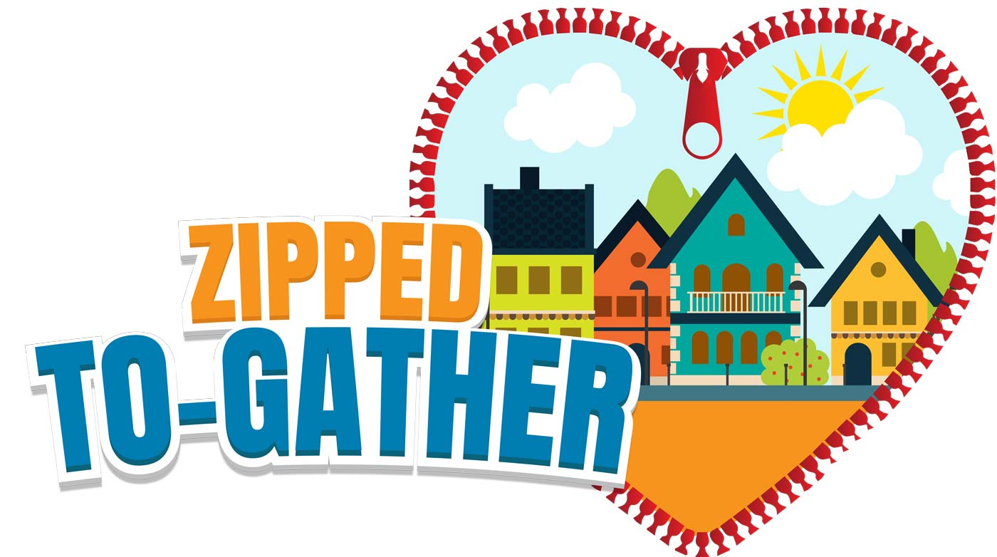 Zipped To-Gather